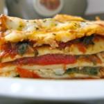 Lasagne Met Zalm